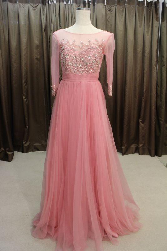 演奏会ドレス ピンク
