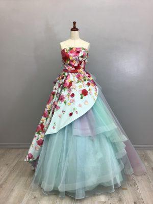 カラードレス 購入